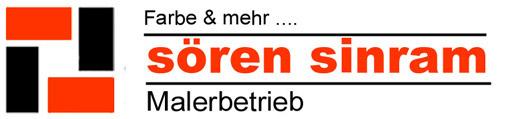 Logo der Malerfirma Sören Sinram